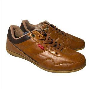 Levi's Men's Comfort Brown Sneakers